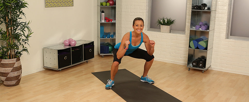 1-Minute Fitness Challenge: Gate Swings