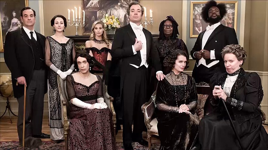 The Best Downton Abbey Spoofs Ever!