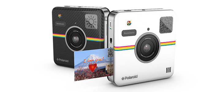 Polaroid's New Printing Camera Takes Us Back to the Future