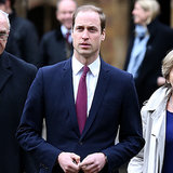 Prince William First Day at Cambridge University