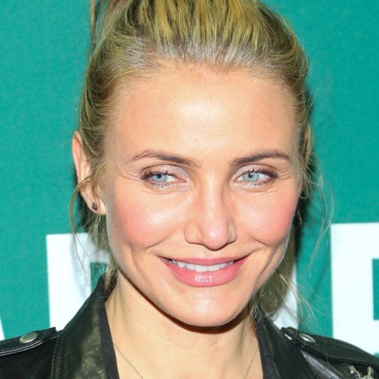 Cameron Diaz at the Launch of Her New Book, The Body Book