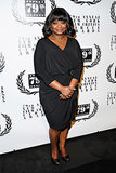 Octavia Spencer dazzled in black.