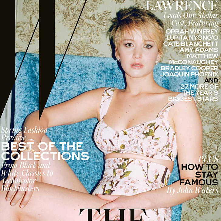 Jennifer Lawrence Finally Explains How She Fell in Dior