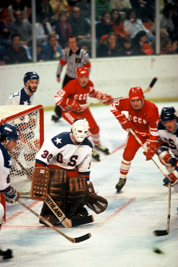 The Miracle on Ice Rematch Is Happening