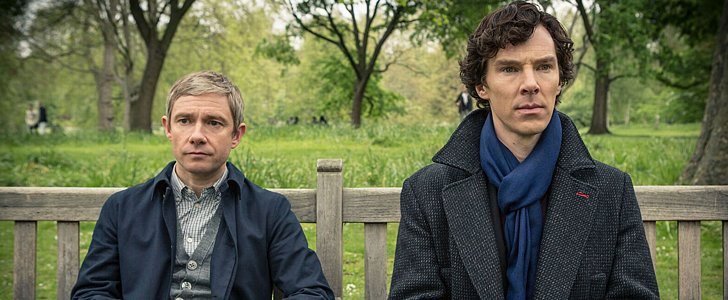 The Sherlock Drinking Game That's Pure Genius
