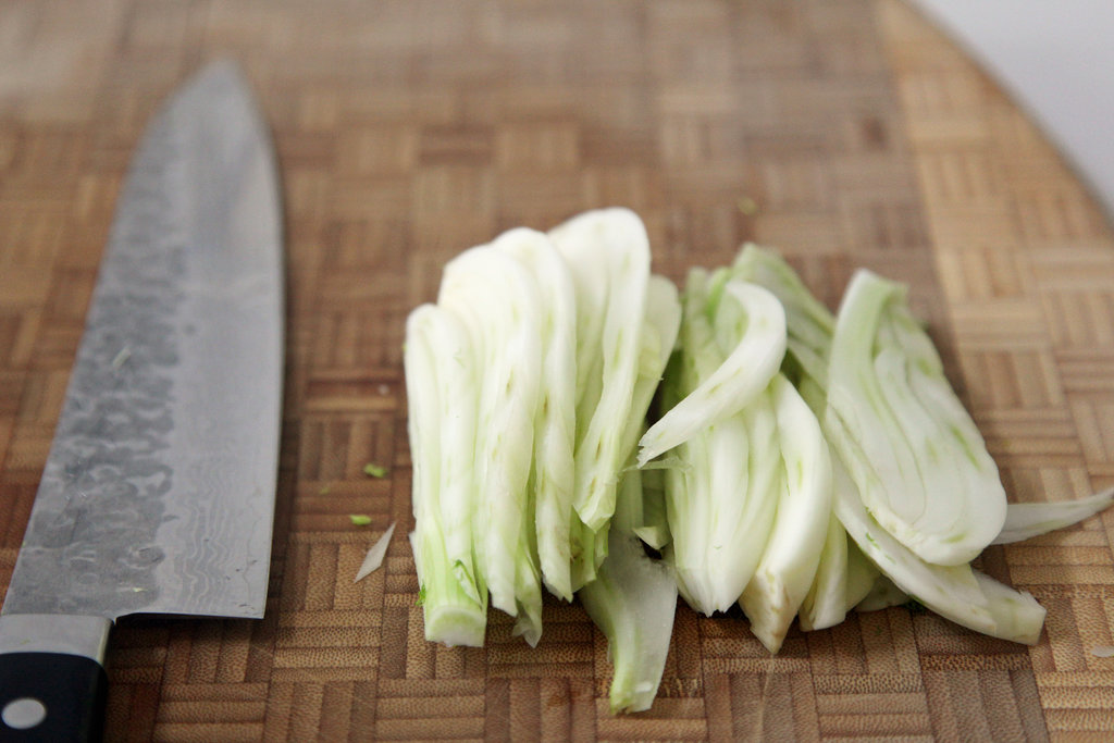 Slice the Fennel