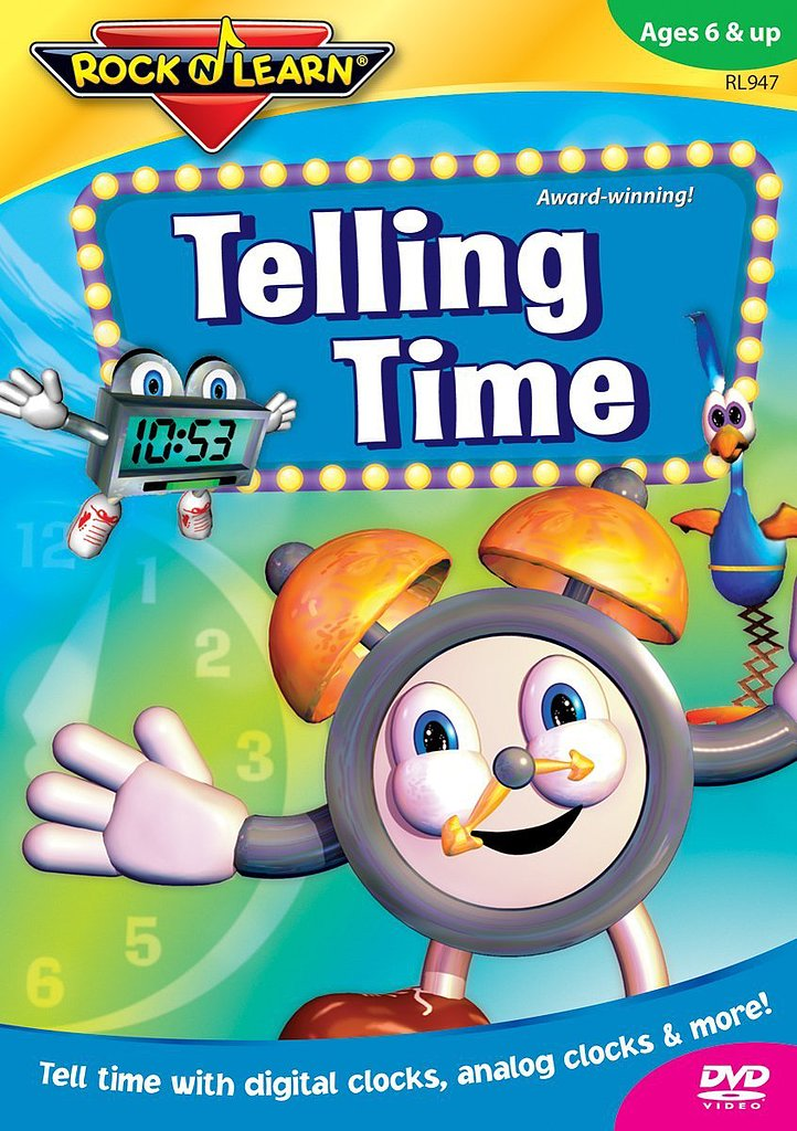 Rock 'N Learn's Telling Time