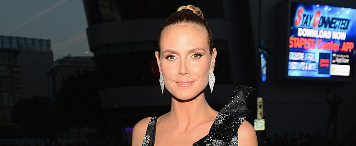 Heidi Klum Defends Her Nickname on the Red Carpet