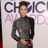Nina Dobrev Dress at People's Choice Awards 2014