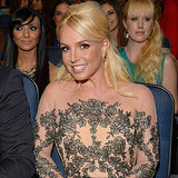 Britney Spears Dress at People's Choice Awards 2014
