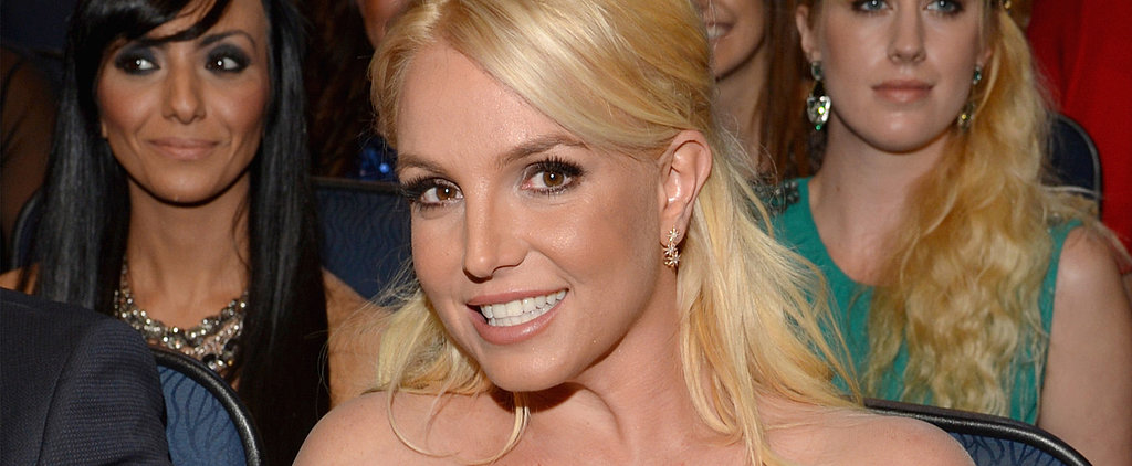 Britney Spears Never Says No to High Volume