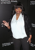 Octavia Spencer, who won best supporting actress for Fruitvale Station, waved.
