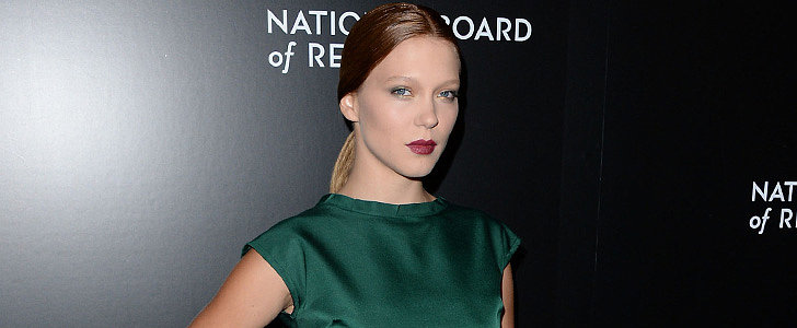 How Many Colors Can Léa Seydoux Fit Into One Look?