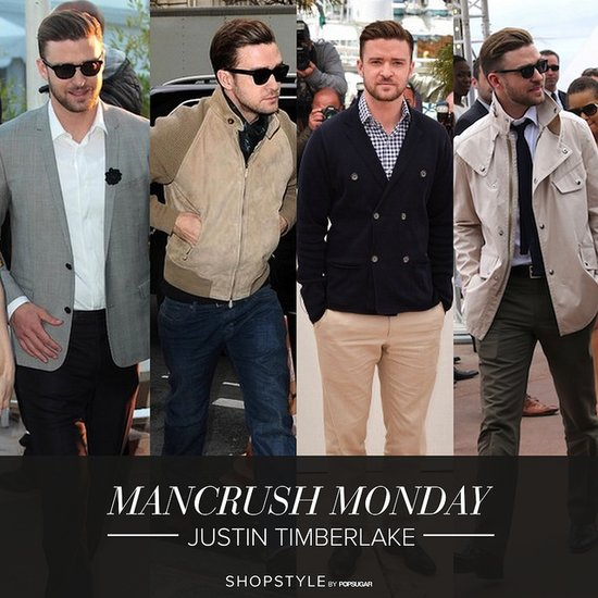 Justin Timberlake's Style For Man Crush Monday | Shopping