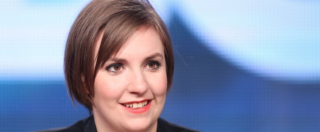 Lena Dunham Has Smart, Inspiring Responses to Girls Criticism