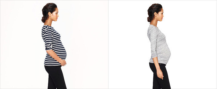 Jeanius! J.Crew Expands Maternity Collection to Include Denim!