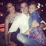 The Alba-Warren family enjoyed some family time in Mexico. Source: Instagram user jessicaalba