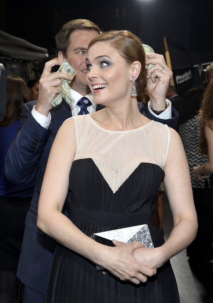 Emily Deschanel got candid.