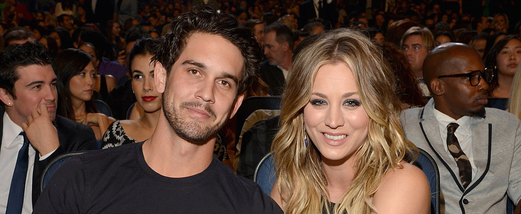 Kaley Cuoco Gushes About Ryan Sweeting