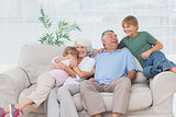A Guide to Setting Grandparent Boundaries