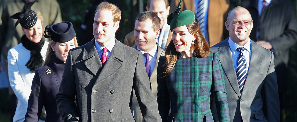 Royal Report: How Kate's Ringing in 32