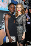 Amy Adams rubbed elbows with Lupita Nyong'o.
