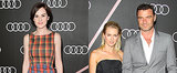 Audi Drives Stars Together For Its Golden Globes Party