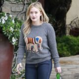 Celebrities in Sweaters | Pictures