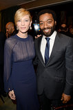Cate Blanchett and Chiwetel Ejiofor were the big winners of the night.