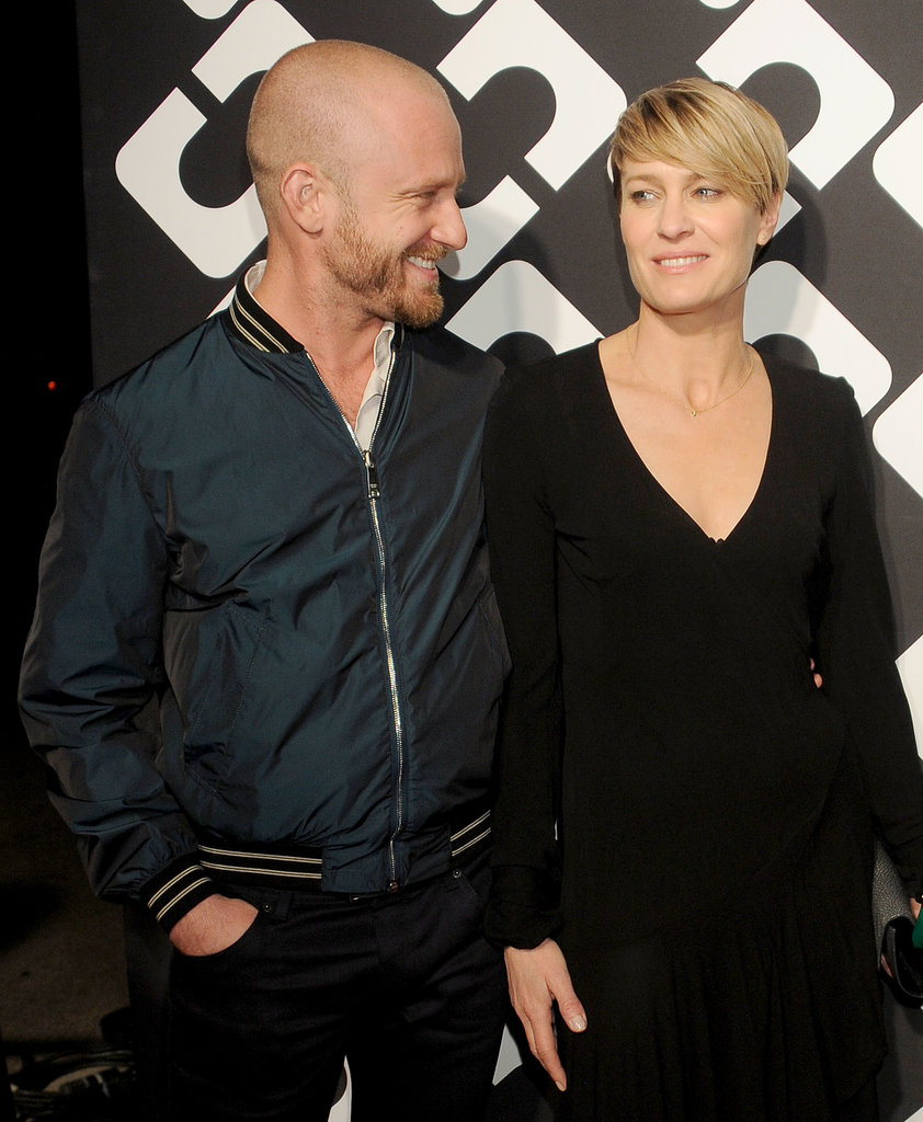Robin Wright Is Engaged — See Her New Ring!