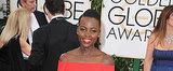 Lupita Nyong'o Sticks to Her Signature Bright Lips — Love It?