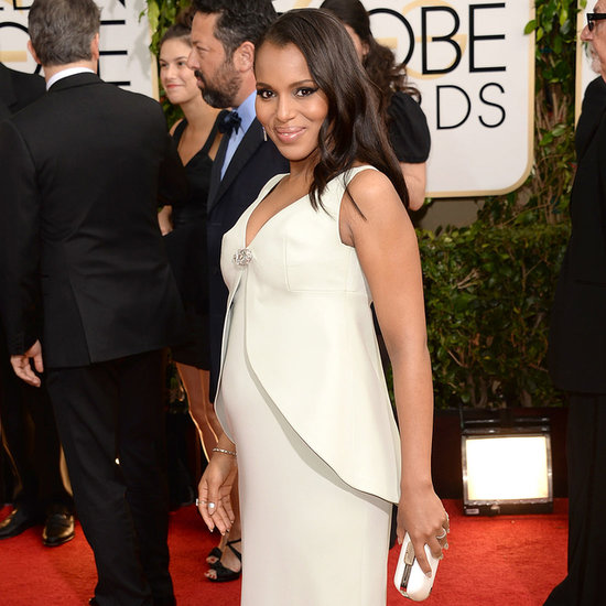 2014 Golden Globes Kerry Washington