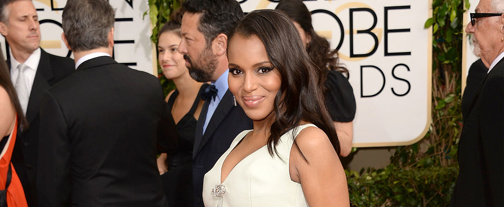 Kerry Washington Debuts Her Baby Bump in Balenciaga — Are You a Fan?