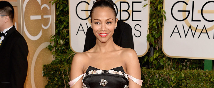 Did Zoe Saldana's Prabal Gurung Dress Tickle Your Fancy?