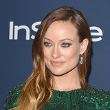 How to Get Olivia Wilde's Smoky Eyes From the Golden Globes
