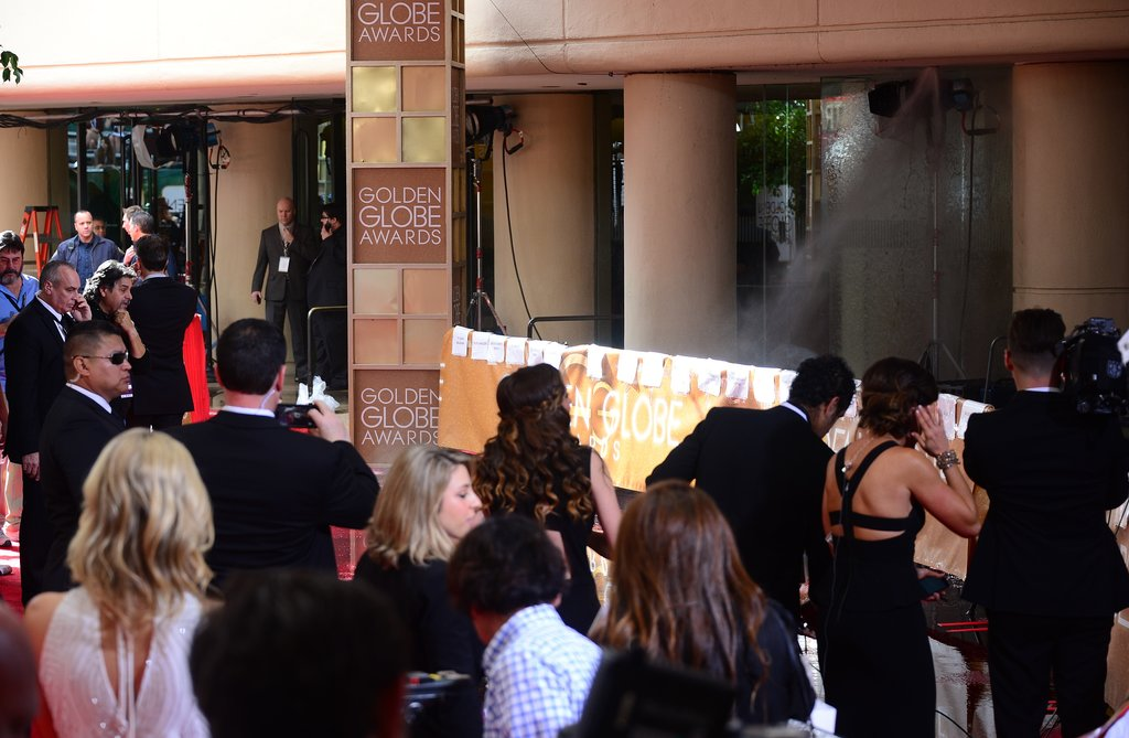 The Golden Globes Will Go On Despite a Red Carpet Disaster
