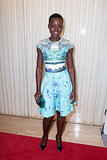 Lupita Nyong'o Kicks Off Globes Celebrations in a Colorful Way