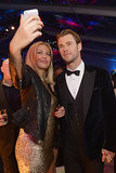 It's Safe to Say No Phone Is Complete Without a Chris Hemsworth Selfie