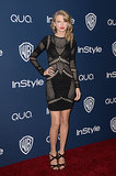 Taylor Swift at the InStyle Golden Globes Afterparty