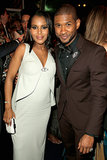 Kerry Washington and Usher got together for a snap.