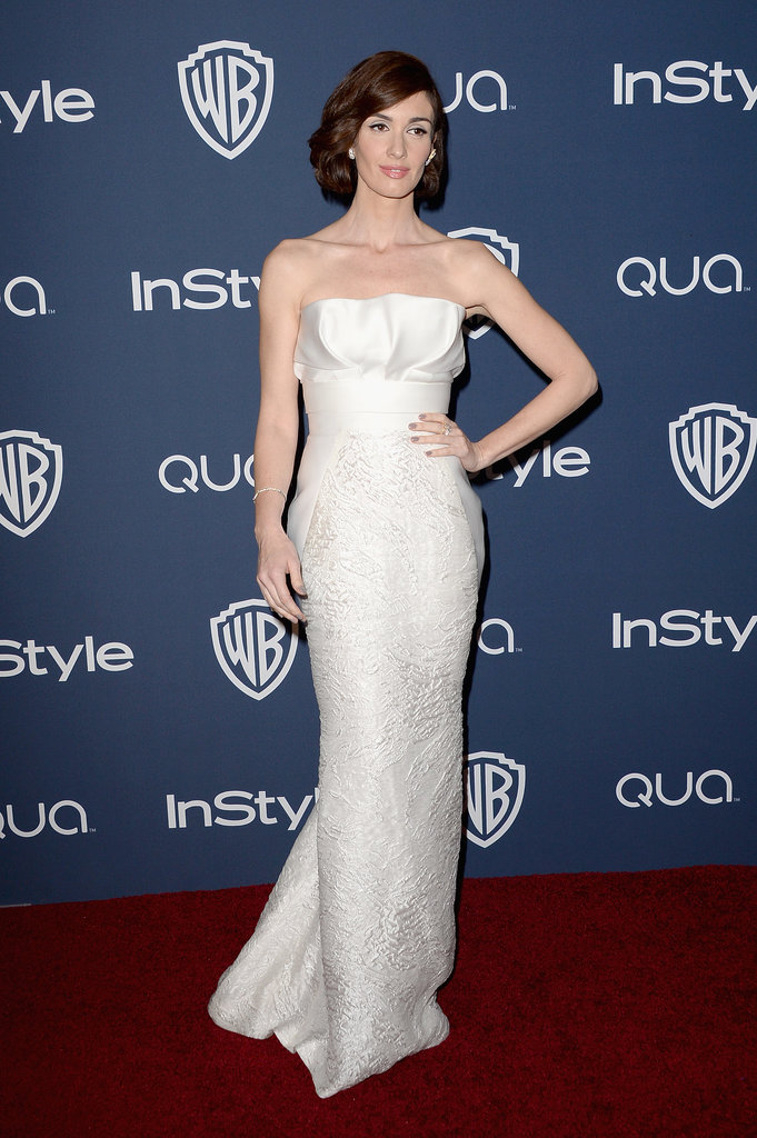 Paz Vega looked stunning at the InStyle party.