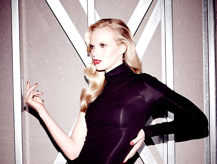 "Anne V <a href=""https://twitter.com/AnneV"">@AnneV </a> - Supermodel Coach"