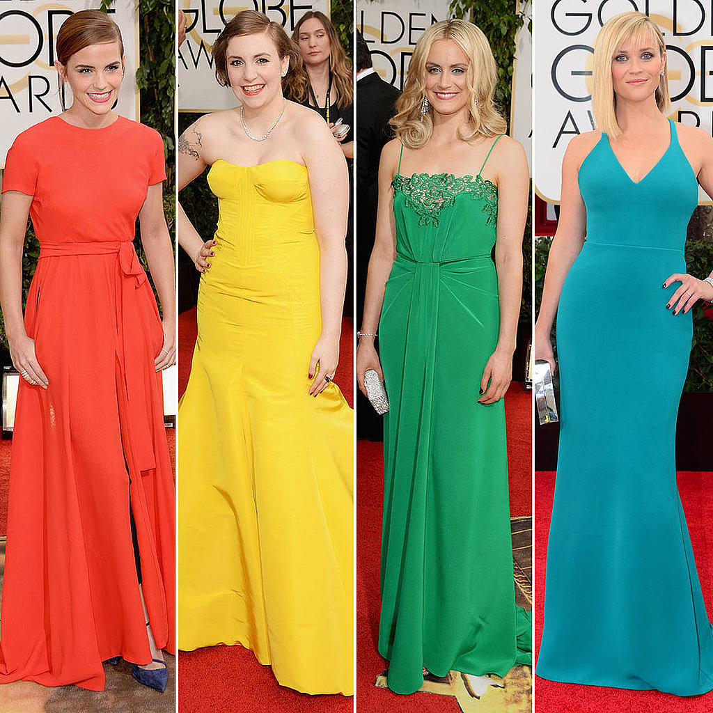Red Carpet Dresses 2014