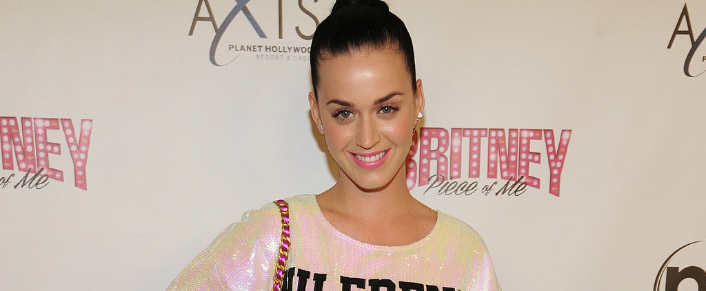 Where Katy Perry Was Instead of the Golden Globes