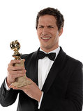 No one was more surprised than Andy Samberg that he went home with an award.