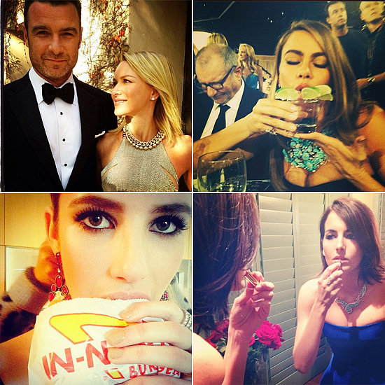 Celebrity Social Media Pictures | Week of Jan. 13, 2014