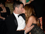 3. Sofia Vergara Makes Out With Fiancé Nick Loeb