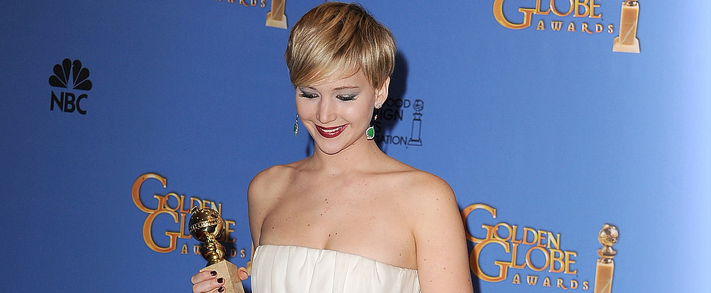 Get a Big Dose of Jennifer Lawrence Charm