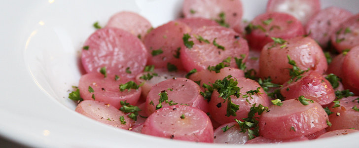 Butter-Braised Radishes: An Unexpected Surprise