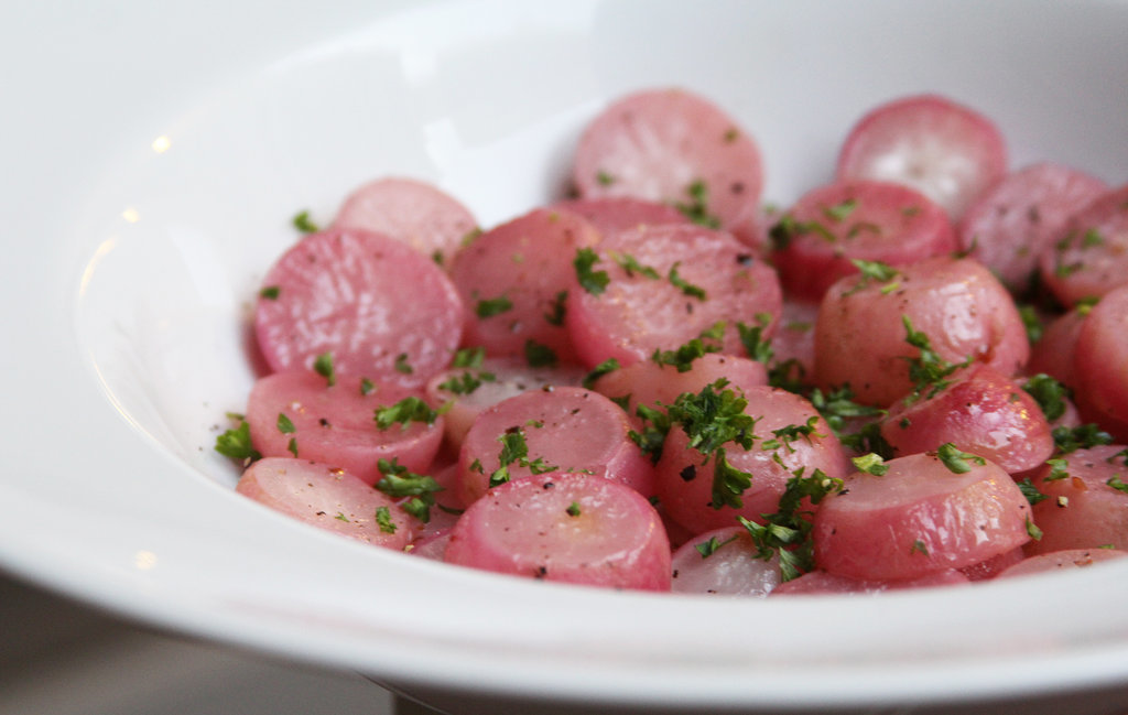 What to Make: Butter-Braised Radishes
